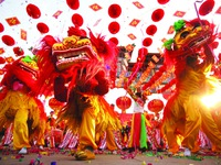 Vietnamese overseas celebrate year beginning in Hanoi