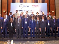 44th Meeting of the Organisation of Asia-Pacific News Agencies (OANA) Executive Board looks towards