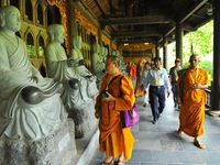 Vesak brings potential to promoting cultural beliefs tourism