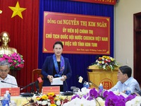 Kon Tum province urged to develop commercial agriculture