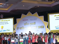 Award ceremony of the Young Ideas Competition