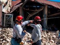 Hơn 500 trận động đất chỉ trong 10 ngày tại Puerto Rico