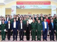 Chủ tịch Quốc hội Nguyễn Thị Kim Ngân chúc Tết tại tỉnh Đắk Lắk