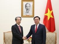 Thúc đẩy hợp tác Việt Nam - Trung Quốc