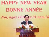 Việt Nam thúc đẩy vai trò trung tâm của Liên Hợp Quốc