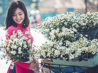 """Hanoi set to host """"Ao Dai and Flowers"""" exhibition"""