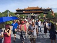 Traditional Tet revived at Hue citadel