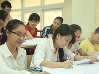 Học sinh, sinh viên sư phạm được Nhà nước hỗ trợ 3,63 triệu đồng/tháng