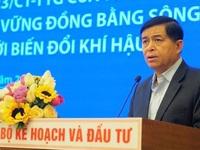 US$1 billion earmarked for Mekong Delta's development