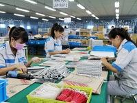 Nhóm sản xuất gắn với xuất khẩu, ngân hàng dự báo có mức lương, thưởng Tết khá