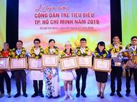 Tuyên dương Công dân trẻ tiêu biểu TP.HCM năm 2019