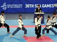 2019 in Review: Steady development of Vietnamese sports