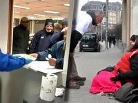 Tại sao người vô gia cư ở châu Âu thích sống trên vỉa hè?