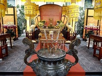 Traditional Tet Festival in Thang Long ancient royal court reproduced