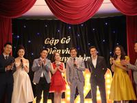 Hồng Đăng - Mạnh Trường và Quốc Đam - Việt Anh 'tình bể bình' trong Gặp gỡ diễn viên truyền hình 2020