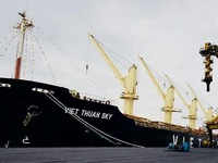 First tonne of coal exported on first day of Lunar New Year