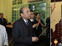 PM Phuc commemorates late Party and State leaders