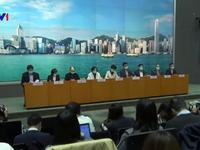 Hong Kong ngừng dịch vụ đường sắt và phà với đại lục