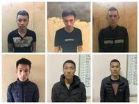 Hà Nội: Bắt giữ ổ nhóm 9X cho vay lãi nặng, thu giữ 2 khẩu súng, 17 viên đạn