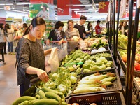 October CPI rises 0.09%, lowest in five years