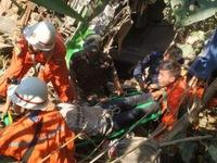 Tai nạn giao thông ở biên giới Myanmar - Thái Lan, hàng chục người thương vong