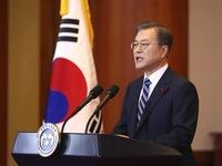 Thông điệp của Tổng thống Hàn Quốc về hợp tác liên Triều
