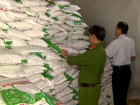 An Giang phát hiện nhiều trường hợp phân bón kém chất lượng