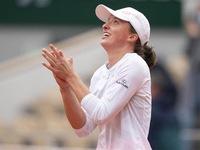 Tennis: French Open champ Swiatek rises to 17th; Djokovic, Nadal 1-2