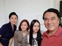 Lộ gia thế giàu có của Hồng Diễm - Quỳnh Kool trong phim mới
