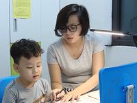Phụ huynh than 'nặng', giáo viên 'đánh vật' với chương trình tiếng Việt lớp 1