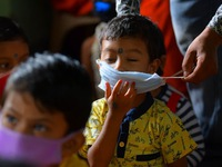 Nghiên cứu tại Ấn Độ: Trẻ em là nguồn 'siêu lây nhiễm' COVID-19?