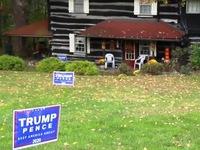 'Tình làng xóm' có còn sau mùa bầu cử Mỹ?