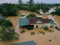 Khắc phục hậu quả sau mưa lũ tại miền Trung