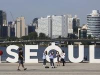Số ca nhiễm COVID-19 mới trong ngày tại Hàn Quốc tăng lên mức 3 con số