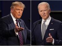 Bầu cử Tổng thống Mỹ 2020: Nhiều cử tri đặt kỳ vọng vào cuộc tranh luận cuối cùng trên truyền hình