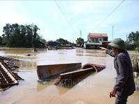 Hà Tĩnh: 6 người tử vong khi đi bắt cá và tai nạn trong mưa lũ