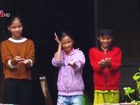 Ước mơ sau lũ của những em nhỏ miền Trung
