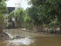 Nguy cơ lũ chồng lũ tại Hà Tĩnh