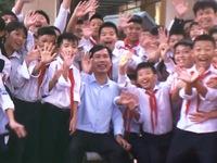 Thầy giáo khuyết tật là Công dân Thủ đô ưu tú năm 2020