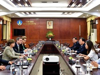 Vietnam thanks international organisations for disaster relief in central region