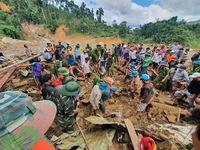 Tang thương ở Trà Leng: Có gia đình mất cả 8 người sau một tiếng nổ lớn