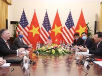 US supports stronger economic-trade ties with Vietnam