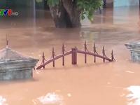 Quảng Trị: Người dân gặp khó khăn do lũ chồng lũ