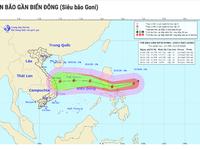 Siêu bão Goni sắp vào Biển Đông, có thể 'càn quét' khu vực từ Thanh Hóa - Khánh Hòa