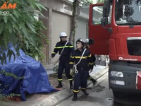 Lửa ấm - Tập 5: Lính cứu hỏa cơm chưa kịp ăn đã chạy đi chữa cháy