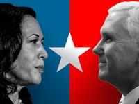 Hai ứng cử viên Phó Tổng thống Mỹ bước vào cuộc tranh luận trực tiếp duy nhất