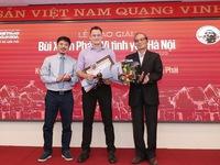 Bui Xuan Phai - Love for Hanoi Awards winners announced