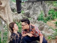 Việt Anh 'tình bể bình' bên Lương Thu Trang trong phim mới