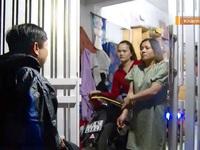 Ứng phó bão số 12, Khánh Hòa di dời dân trong đêm