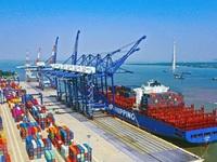 Lach Huyen Port receives Japanese innovation technology award